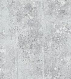 Papel pintado imitación hormigón estilo industrial - 1143087