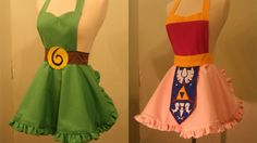 MORE APRONS!
