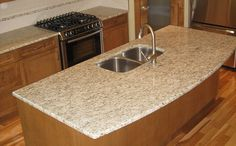 light colored granite to go with dark gray walls?