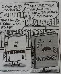 A librarian joke!