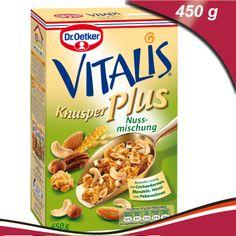 Vitalis Knusper Plus Nussmischung 450g