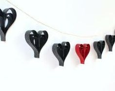 black and red decorations for bridal shower - Google Search