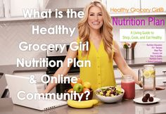 What is the Healthy Grocery Girl Nutrition Plan? Today's video explains it all! http://healthygrocerygirl.com/what-is-hggs-nutrition-plan/