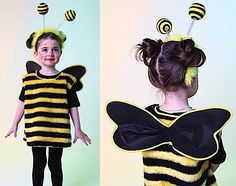 Bienenkostüm Kostüm Biene für Kleinkinder