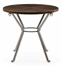 Round End Table | Bernhardt