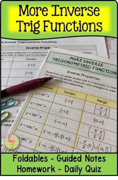 Pre Calc Unit 4 Test