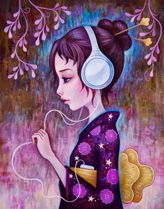 'I Wear My Headphones At Night' by Jeremiah Ketner