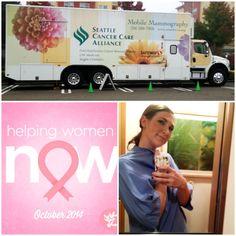 My First Mammogram!