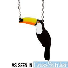 2019 New design acrylic cute parrot pendant necklace for unisex punk hip hop animal bird parrot necklace fashion jewelry Glass Necklace, Glass Jewelry, Pendant Necklace, Jewelry Box, Fashion Jewelry Necklaces, Fashion Necklace, Jewellery, Toucan, Hip Hop Party
