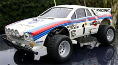 Tamiya 1/10th scale Lancia 037 rally. Another one I was dumb to get rid of!!!!