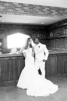 Courtyard Wedding Ceremonies at Villa de Amore Wedding Location | Villa de Amore