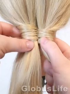 Easy Hairstyles For Long Hair, Braids For Long Hair, Up Hairstyles, Hair Tutorials For Medium Hair, Hair Up Styles, Toddler Hair, Hair Videos, Hair Designs, Hair Looks