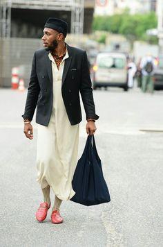 The ultimate bohemian. #style, #fashion, #men's fashion
