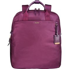 Tumi Women's Voyageur Ascot Convertible Backpack