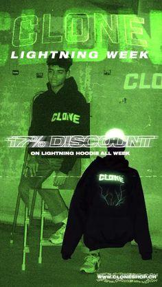 A insta Story for clone.gram. Uni Room, Insta Story, Filmmaking, Lightning, Alaska, Photo Editing, Editorial, Cover, Movie Posters