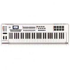 M-Audio Axiom Pro 61 USB MIDI Keyboard with HyperControl.