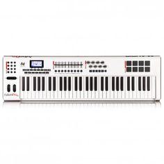 M-Audio Axiom Pro 61 USB MIDI Keyboard with HyperControl.