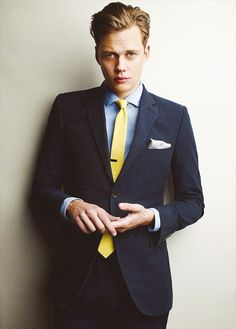 Bill Skarsgard, Hemlock Grove is my show!