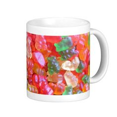 Gummy Bear Mug... Gasp