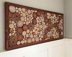 Hey, I found this really awesome Etsy listing at https://www.etsy.com/listing/173685332/wood-wall-art-48x20-with-frame-the-trail