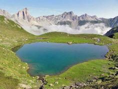 Le lac d'Ansabère