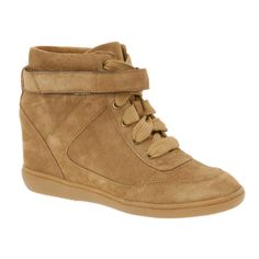 Wedge Sneakers! How cool?!