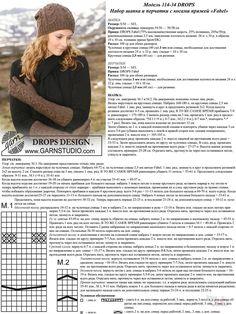 Шапки спицами: схемы вязания, новинки. Модные вязаные спицами женские шапки на весну, осень, зиму: описание со схемой