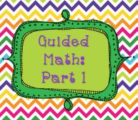 Four part series covering how Terri does guided math in a fourth class in Athens