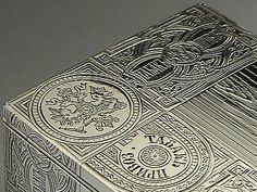 Silver trompe-l'oeil table cigar box, Moscow, 1883