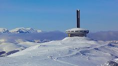"""From i09.com...  Bulgaria's Abandoned Socialist Monument Is Secretly On The Ice Planet Hoth""""  http://io9.com/5889598/bulgarias-abandoned-socialist-monument-is-secretly-on-the-ice-planet-hoth"""