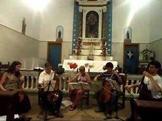 by Ariane Lindemute, Abel Vargas, Meca Vargas, Rennan Lindemute and Pedro Estevão Quental | Consort de Violas da Gamba