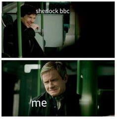 Or basically the entire Sherlock fandom.