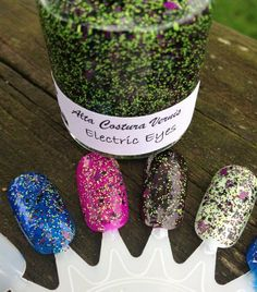 electric eyes-Alta Costura Vernis--Have This