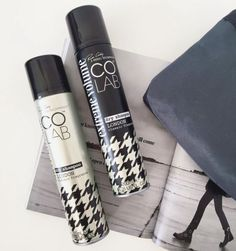 Winging it...👊👊👊 My hair is like 90% dry shampoo and it's only Wednesday!  #COLAB #dryshampoo #hairhacks #ModelRecommends #beautyblogger #hairproduct  #RG 📸 Simone Malou Blog 💋👏👌👍  Available Superdrug feelunique.com BeautyMart UK Cloud 10 Beauty ASOS