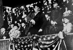 Taft started the tradition of presidents throwing out the #firstpitch in 1910