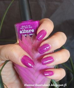 Picture Polish Allure Picture Polish, My Nails, Lipstick, Beauty, Beleza, Lipsticks, Cosmetology