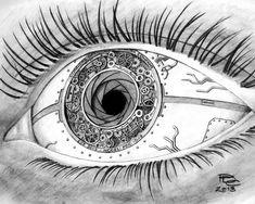 A Clockwork Eye by Sux2BeMe.deviantart.com on @deviantART