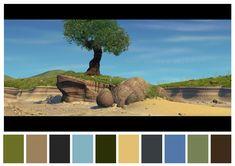 A Bug's Life (1998) dir. John Lasseter, Andrew Stanton