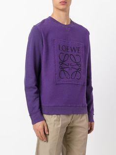 Loewe Sweatshirt mit Logo-Print