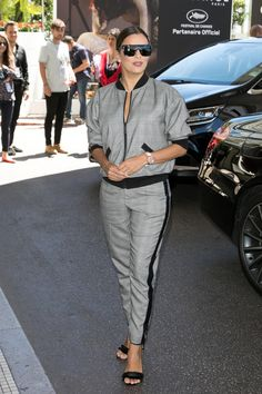 CANNES, FRANCE - MAY 19:  Actress Eva Longoria is spotted during the 70th annual Cannes Film Festival at  on May 19, 2017 in Cannes, France.  (Photo by Marc Piasecki/GC Images) via @AOL_Lifestyle Read more: https://www.aol.com/article/entertainment/2017/05/19/cannes-film-festival-day-3/22099504/?a_dgi=aolshare_pinterest#fullscreen