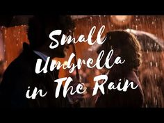 Jo and Friedrich Small Umbrella In The Rain (Multiple Adaptations) - YouTube Little Women Musical, Small Umbrella, Louisa May Alcott, True Feelings, Trending Memes, Real Life, Marriage, Rain, Crushes