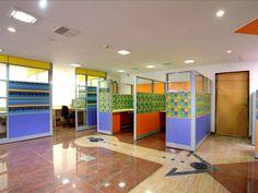 IT Park Interior Architects Designer in Bangalore - IDEA Centre