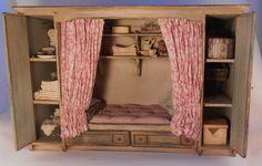 #unique #miniature #beds Bed by Janny Warnaar ..8..28 qw