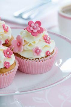 Cupcake girly - Cupcake : idées déco pour cupcakes au top