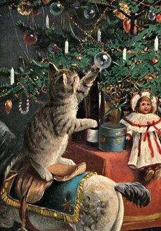 #vintage #christmas #vintagechristmas