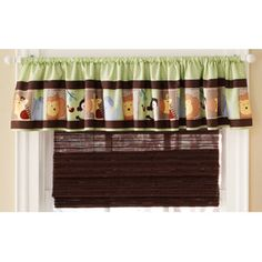 Garanimals - Window Valance, Alphabet Animals