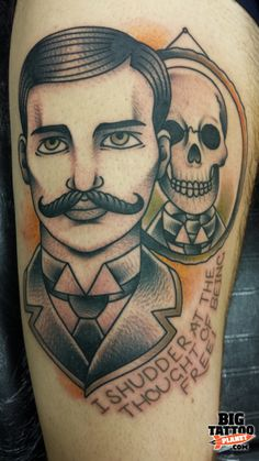 Mikee Cue - Colour Tattoo | Big Tattoo Planet