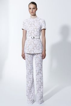 Resort 2014 Trend: The Amazing Lace (Michael Kors Resort 2014)