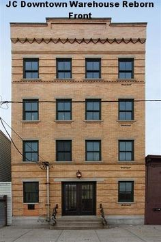 Apartment Building Front born the hotel earle in 1902 as a small 8 story residential hotel