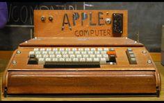 El primer ordenador de Apple, 1976